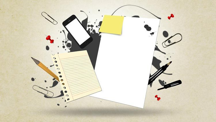 اگر از نوشتن میترسید این کار را انجام دهید