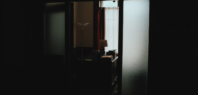اتاق نویسنده