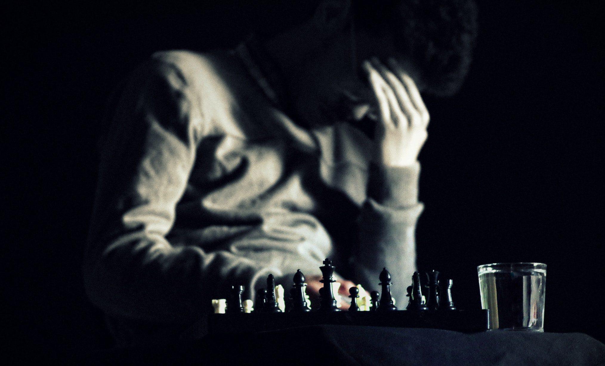 وقتی همه در حال شطرنجبازی با خودمان هستیم