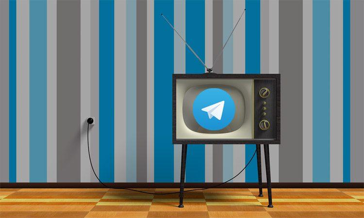 تلگرام، تلویزیون جدید است