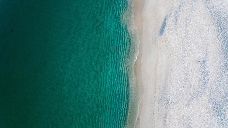 چگونه کنار دریا زندگی میکنم؟