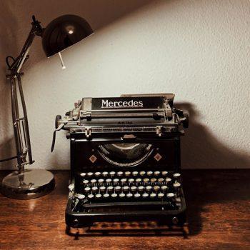 یک سؤال دربارۀ نوشتن