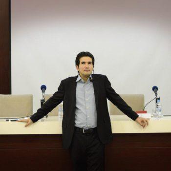 شاهین کلانتری در مشهد
