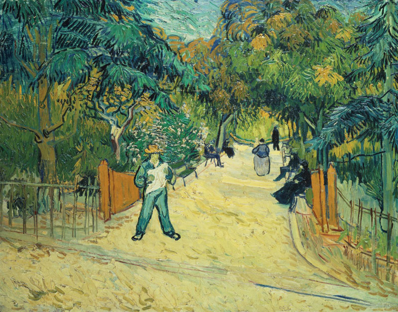 نقاشی ون گوگ