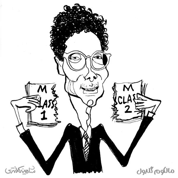 مالکوم گلدول Malcolm T. Gladwell