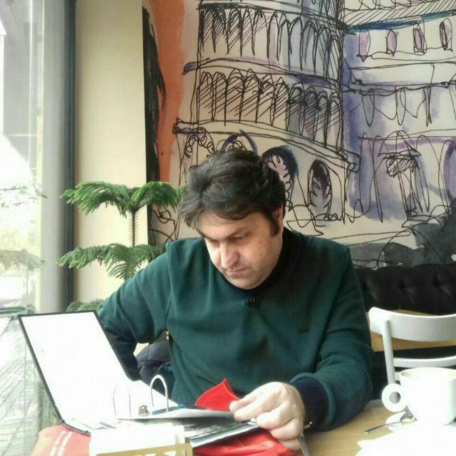 سعید عقیقی saeed aghighi
